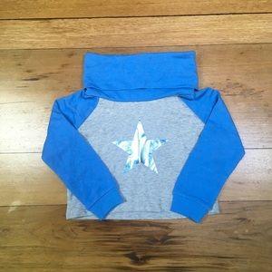 NWT Crazy8 Girls Sweatshirt